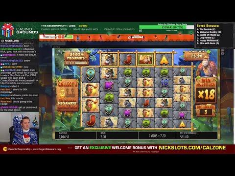 Casino Slots Live - 17/12/19 *BONUS HUNT!!*