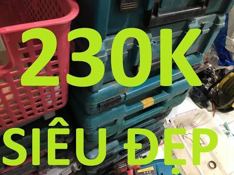 THÙNG 230K SIÊU ĐẸP Máy khoan pin cũ 07/11/2020 Liên hệ 0854901685