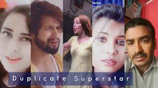 Best tik tok videos of duplicate superstar