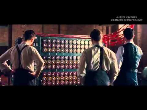 El Código Enigma The Imitation Game   Trailer #2 Subtitulado en Español HD