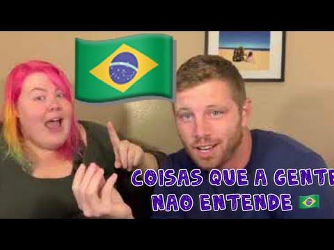 Coisas que a Gente ainda NÃO consegue ENTENDER no BRASIL