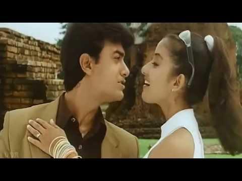 Mera Mann | Aamir Khan, Manisha Koirala | Mann - 1999 [NSP]