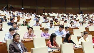 Quốc hội thảo luận về việc điều chỉnh thời gian áp dụng chương trình SGK giáo dục phổ thông mới