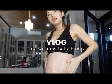 VLOG: Life With My Belly Bump | Kryz Uy