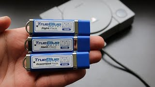 True Blue Mini | Plug & Play Mod For Your PS Classic