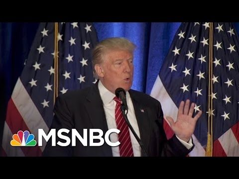 Donald Trump: 'We Should Have Kept The Oil' In Iraq | MSNBC