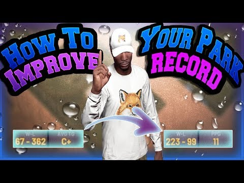 NBA 2K19 | How to Improve Your MyPark Record