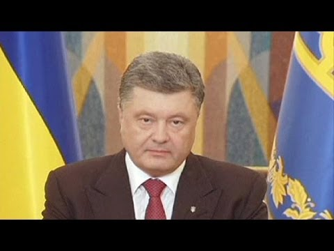 Ukraine's Poroshenko ends ceasefire, vowing to attack rebels