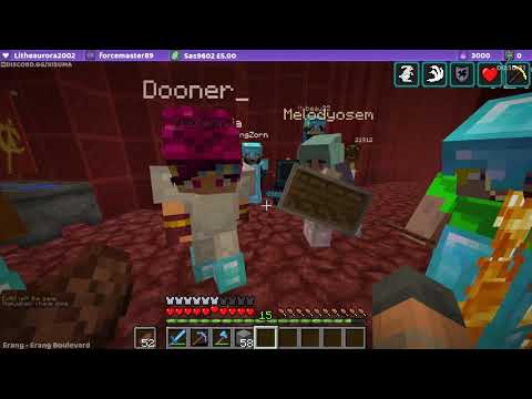 Minecraft Together (Building Town Hall) Livestream 22/04/18