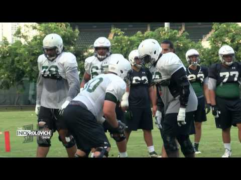 Under The Helmet: Hawaii's Graduate Assistants