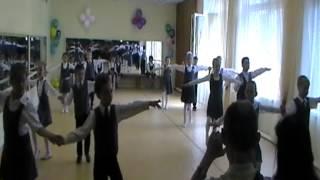 Открытый урок по ритмике 1 класс, часть 1