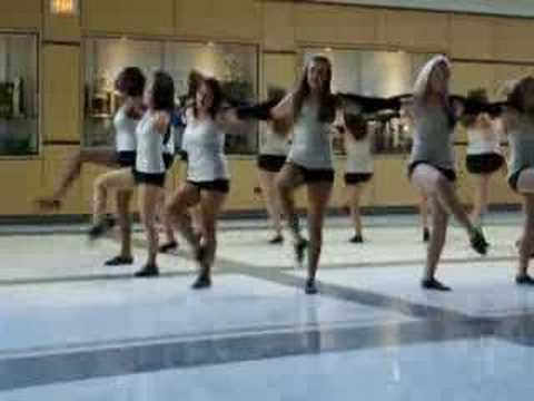 Exhibition: Fouettes / Kick Line (Marking!!)
