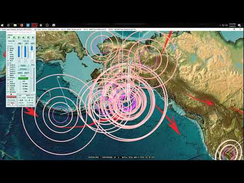 3/04/2018 -- Global Earthquake Forecast -- Expect increase across silent zones -- West Coast Canada
