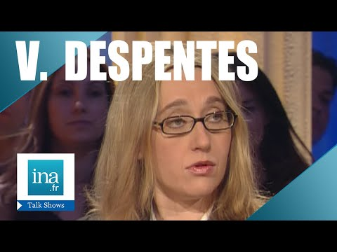 Virginie Despentes chez Thierry Ardisson | Archive INA