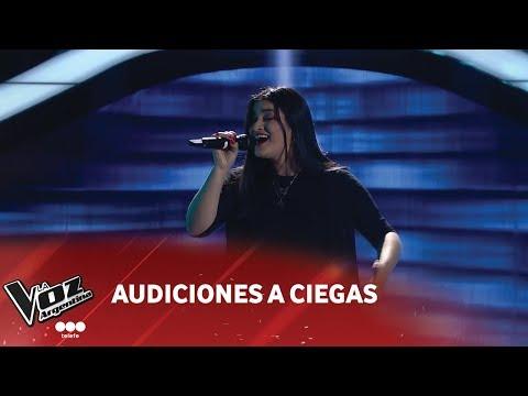 """Sofía Morales - """"Zamba del laurel"""" - Mercedes Sosa - Audiciones a Ciegas - La Voz Argentina 2018 from YouTube · Duration:  7 minutes 16 seconds"""