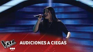"""Sofía Morales - """"Zamba del laurel"""" - Mercedes Sosa - Audici..."""