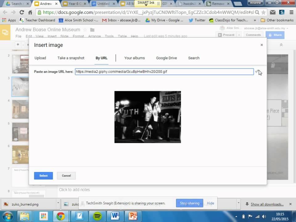Insert Gif Into Google Slides 1