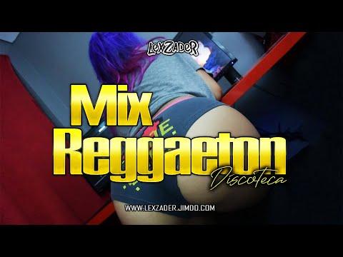MIX REGGAETON DISCOTECA 2020 – (Sigues con el, Rojo, Girl, Taxi, Rompe Rodillas, Yo Quiero Bailar)