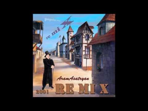 Aram Asatryan - Re Mi X  - Full Album © 2000