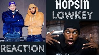 Hopsin - Lowkey Reaction