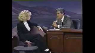 Cool World clip Leno and Kim Basinger first appearance on the Tonight Show