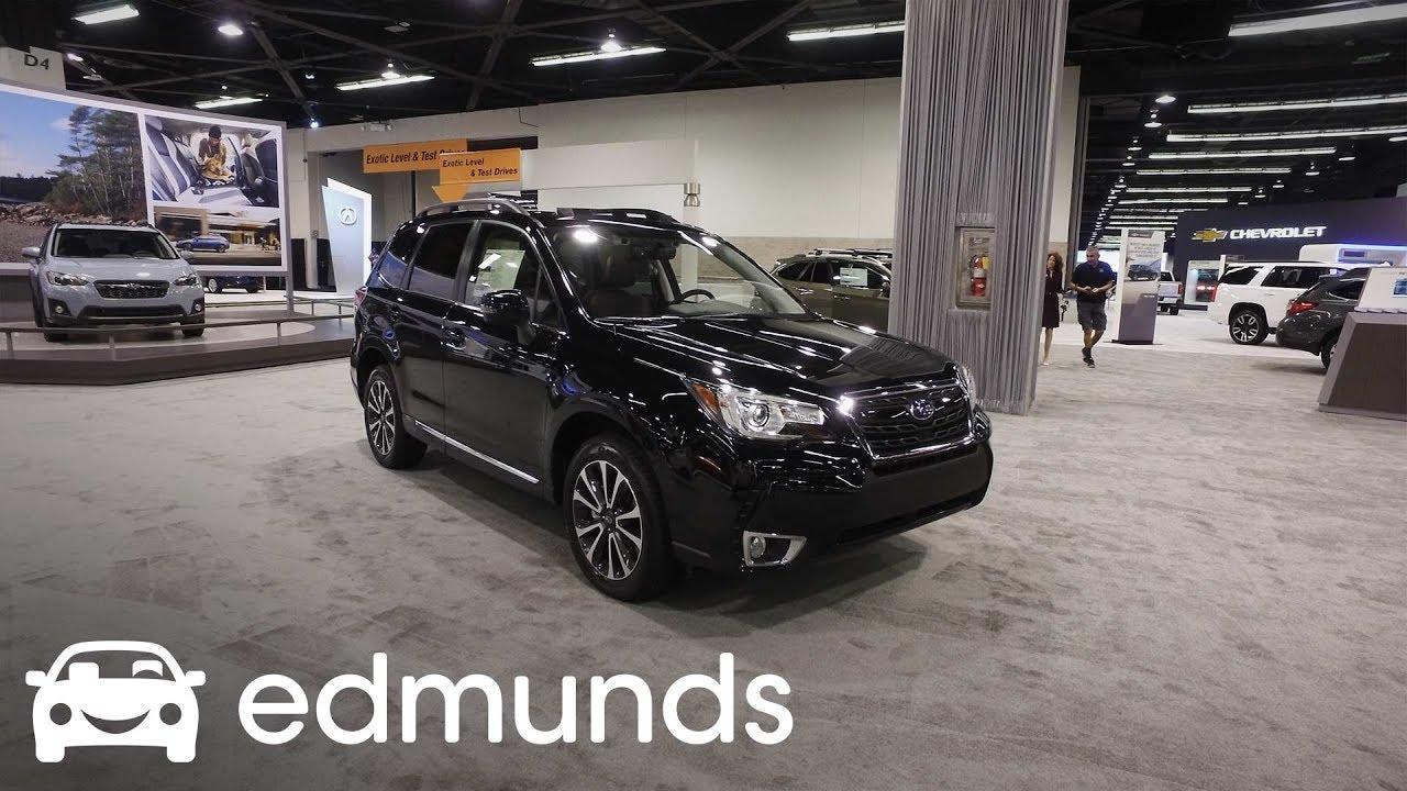 2018 Subaru Forester Features Rundown Edmunds Youtube