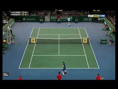 Tennis Elbow ITST Mod 1.10 - WTF - Murray / Llodra 7-6 6-7 6-3