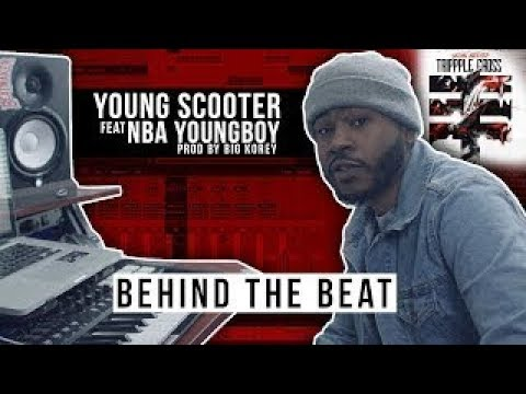 The Making of Young Scooter & NBA Youngboy  Bail Out  w  Big Korey