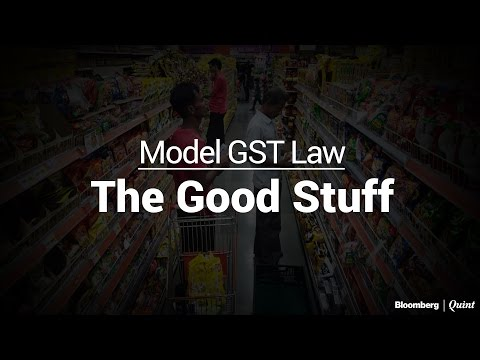 Model GST Law: The Improvements
