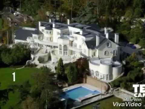Le 5 case più belle del mondo - YouTube