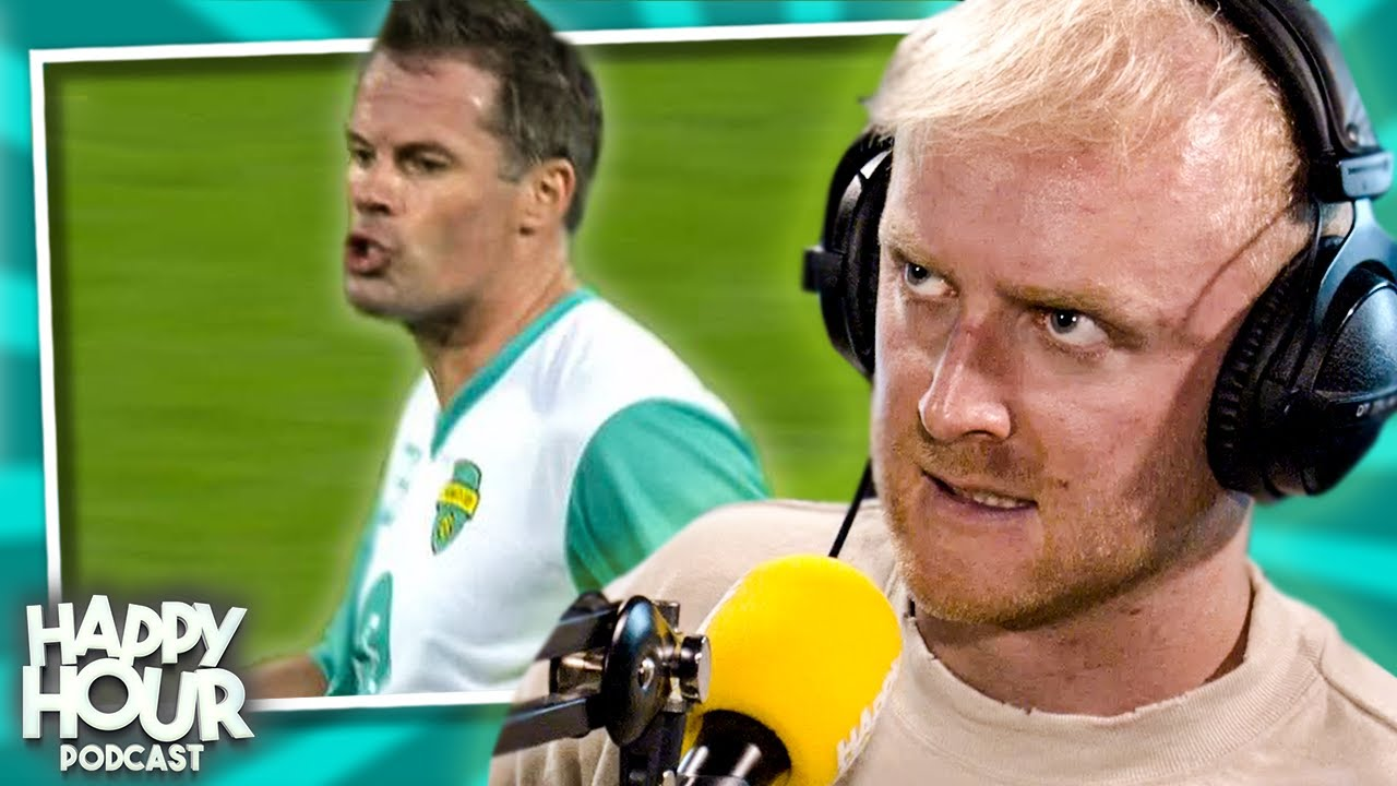 Theo Baker's BEEF With Jamie Carragher