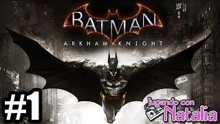 QUE COMIENCE LA GUERRA!   PS4   Batman Arkham Knight #1 (Resubido)