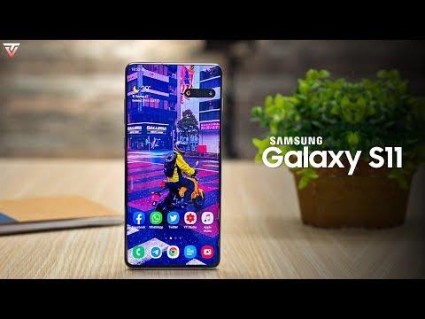Samsung Galaxy S11 - WORLD'S BIGGEST SMARTPHONE CAMERA SENSOR