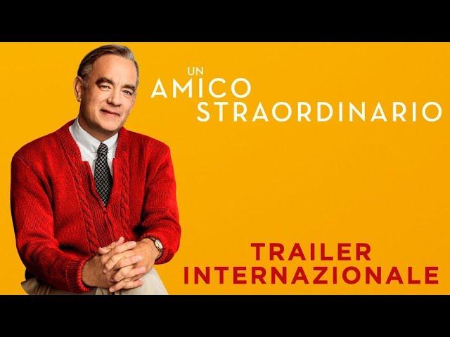 Un Amico Straordinario - Trailer Internazionale | Dal 12 marzo al cinema
