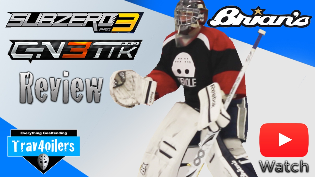 Brian's G-Netik 3/Sub Zero 3 Gear Review   Why I'll Never Order from