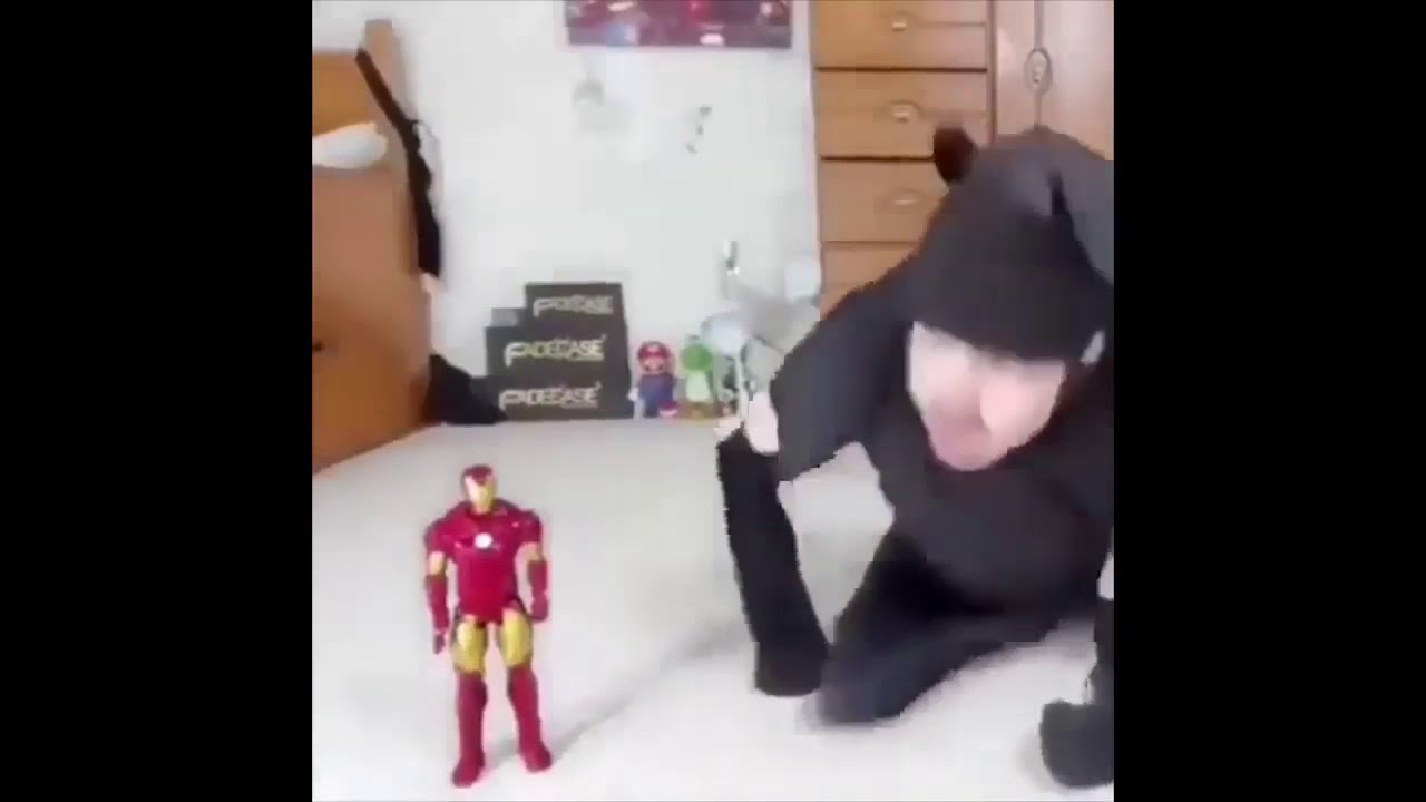 Download Ricky Berwick Kills Iron Man in Avengers Endgame