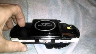 PSP2001 3001 External Battery Unofficial Review
