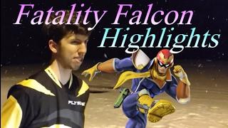 世界最強のファルコン使い スマブラ世界大会 Fatality CaptainFalcon Highlights Smash 4 thumbnail