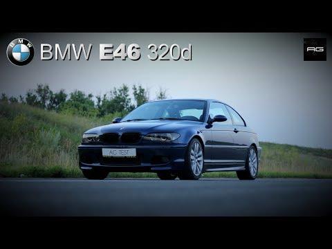 БМВ е46 320d / BMW e46 320d AG Test
