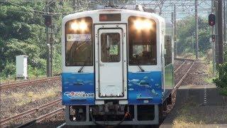 【駅を訪ねて】肥薩おれんじ鉄道線・佐敷駅
