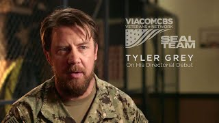 An Interview with Seal Team Cast Member Tyler Grey On His Directorial Debut