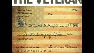 Sarantos The Veteran Official Music Video - New Veteran's Day song