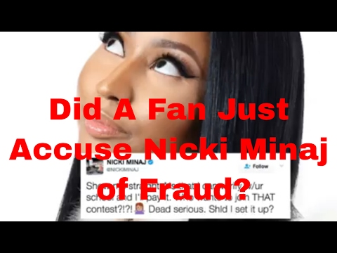 Did Nicki Minaj Stiff A College Student Out Of Paying Her College Tuition Plus More