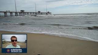 OBX Beach Report - 9/17/18 - Outer Banks This Week Video Update