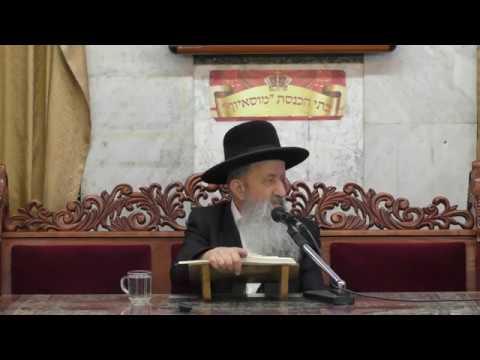 הרב מוצפי וירא תשעח-שיעור ברמה גבוהה על פרשת וירא 2 מומלץ rabbi mutzafi parashat vayera