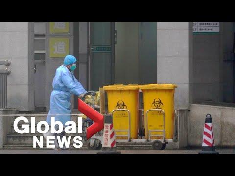 China To Quarantine Coronavirus's Origin City; Canada's Lessons From 2003 SARS Outbreak