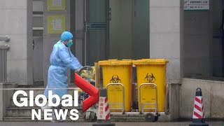 China to quarantine coronavirus's origin city; Canada's lessons from 2003 SARS outbreak
