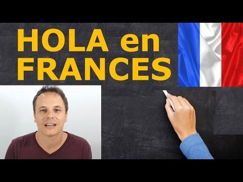 HOLA EN FRANCES