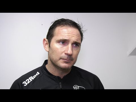 POST MATCH | Frank Lampard Post Wigan Athletic (A)