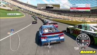 NASCAR 14 - Gameplay Pc HD No commentary 2014